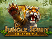 Jungle Spirit: Call Of The Wild – автомат на доллары от NetEnt
